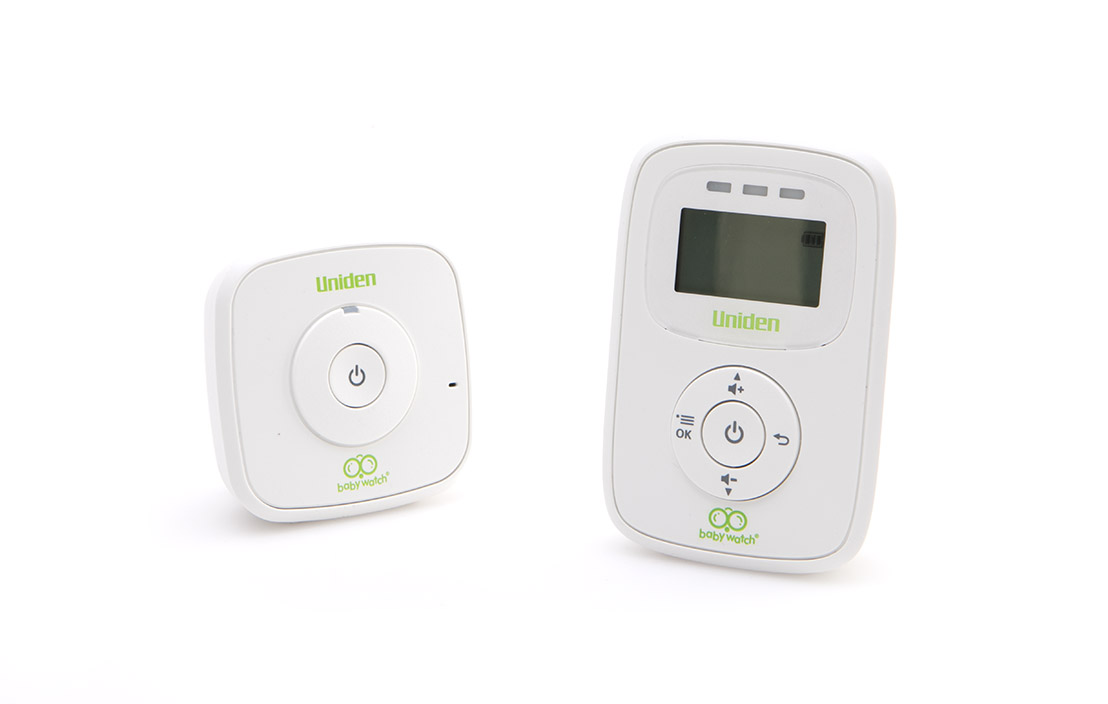 Uniden Digital Wireless Baby Audio Monitor BW130
