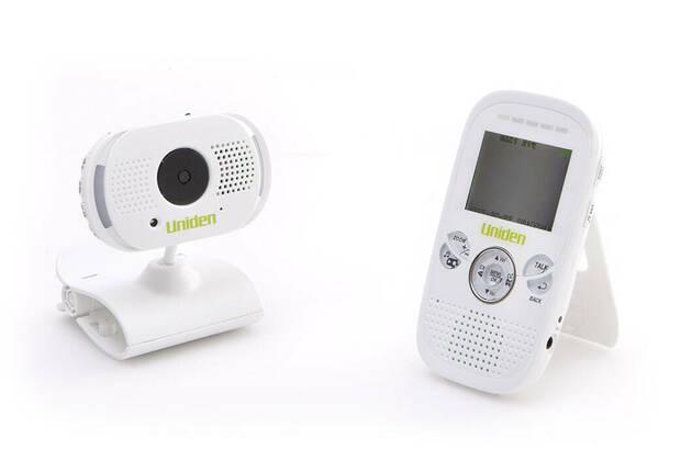 Uniden Digital Wireless Baby Video Monitor BW3001