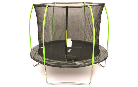 Playsafe 10 ft Springless Trampoline with Enclosure