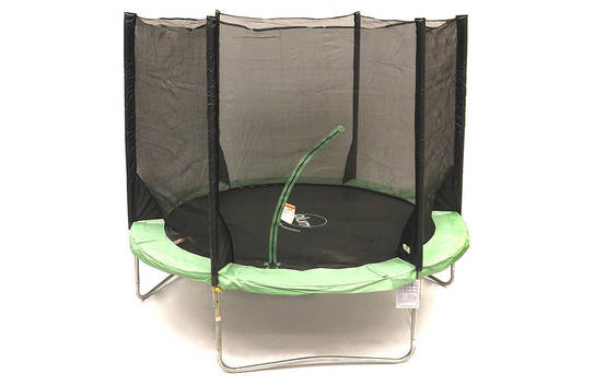 Space Zone 10ft Trampoline and Enclosure