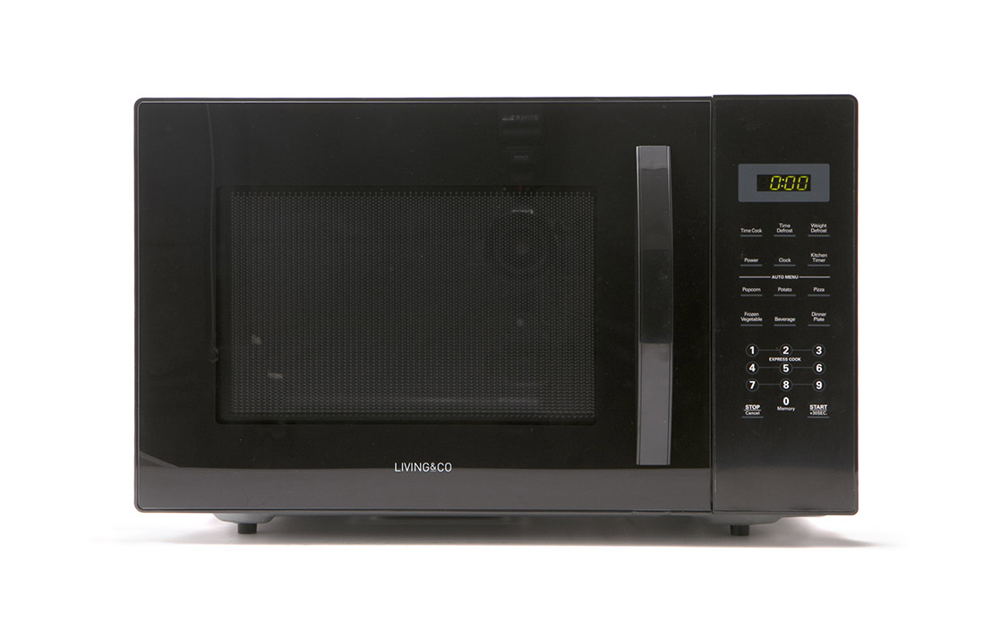Living and co 900w 30l microwave lmb900b