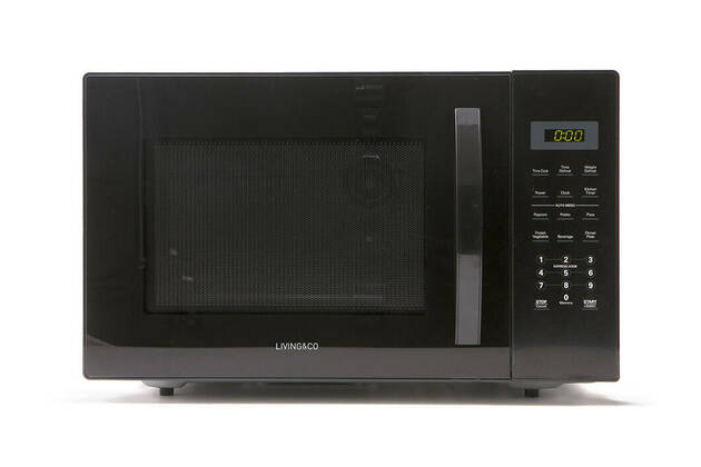 Living & Co 900W 30L Microwave LM900B