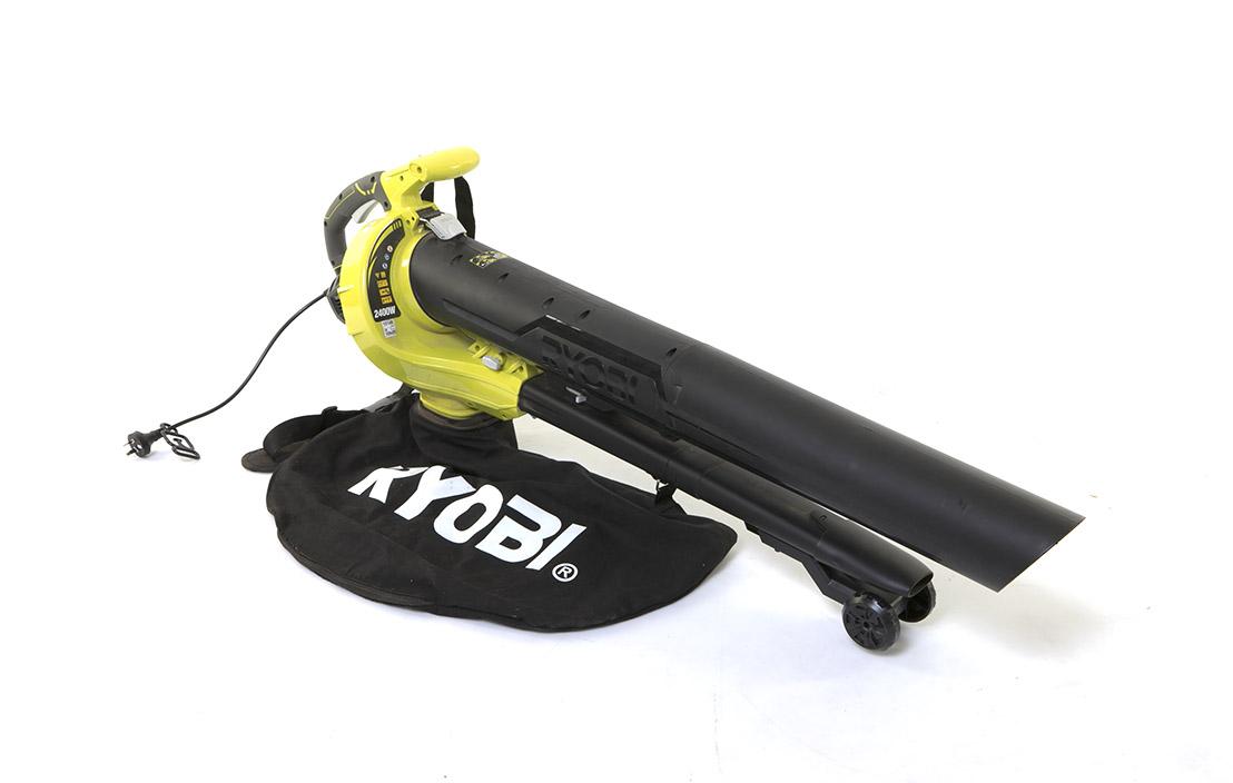 Ryobi 2400W Electric Blower Vac RBV2400ESF