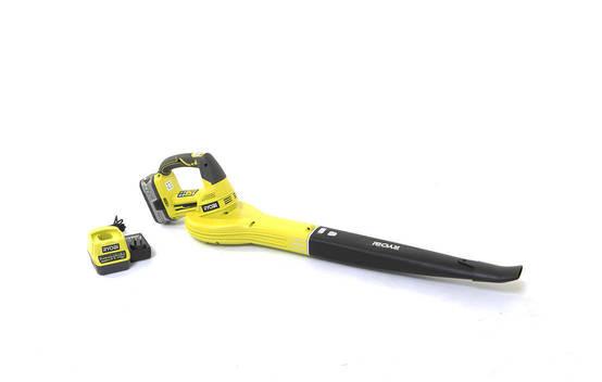 18V 5.0AH Li-ion Cordless Blower Kit RBL1851S