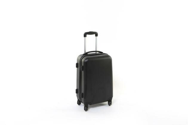 Basics 4 Wheel Hard Suitcase 50cm
