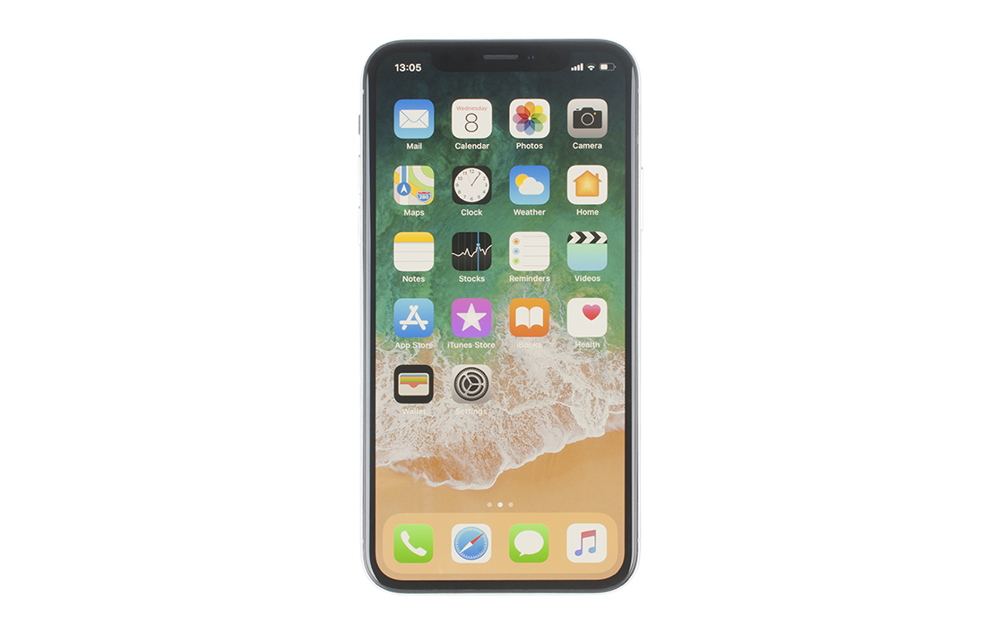 Apple iphone x 64gb model a1901