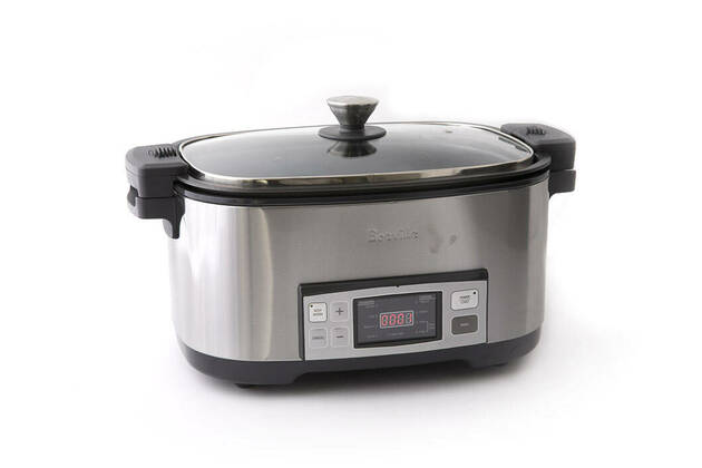 Breville the Searing Slow Cooker LSC650BSS