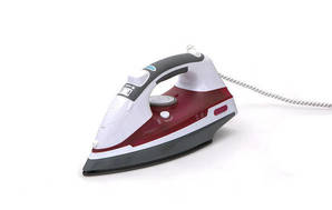 2200W Steam Iron White/Red