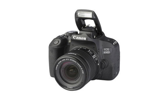 EOS 800D (with 18-55mm lens)
