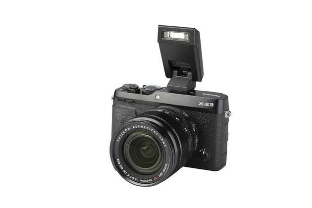 Fujifilm X-E3 (with 18-55mm lens)