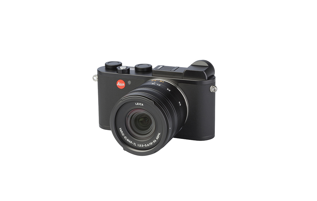 Leica CL (with 18-56mm lens)