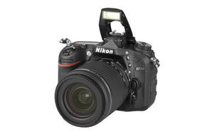 D7200 (with 18-200mm lens)