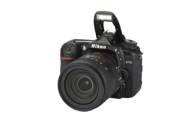 Nikon D7500 (with 16-80mm lens)