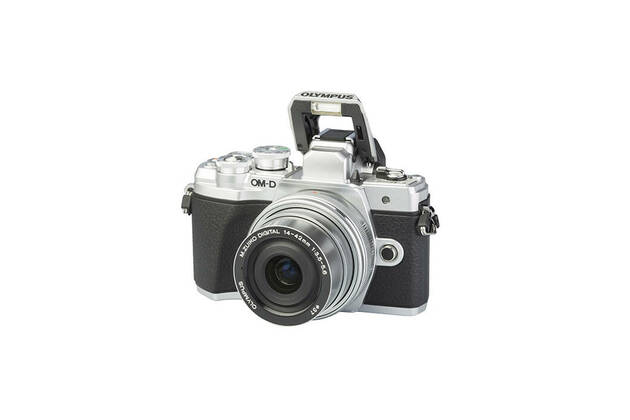 Olympus OM-D E-M10 Mark III (with 14-42mm lens)