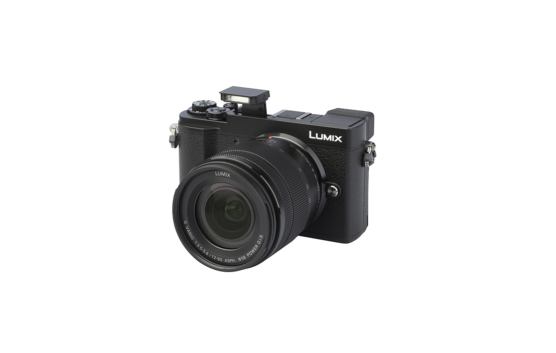Panasonic LUMIX DC-GX9 (with 12-60mm lens)
