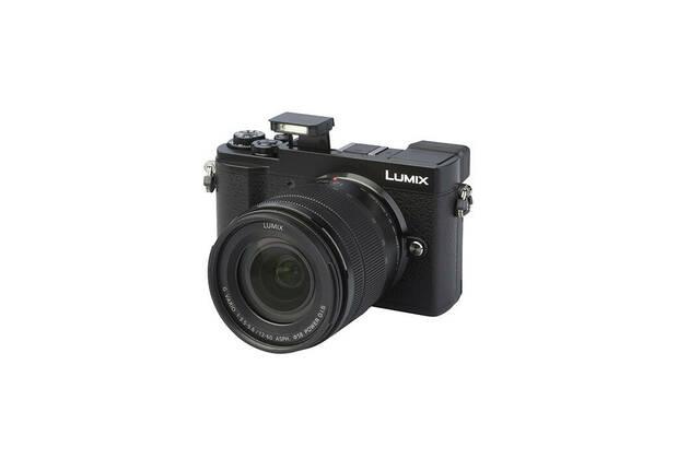 Panasonic LUMIX DC-GX9 (with 12-60mm lens)