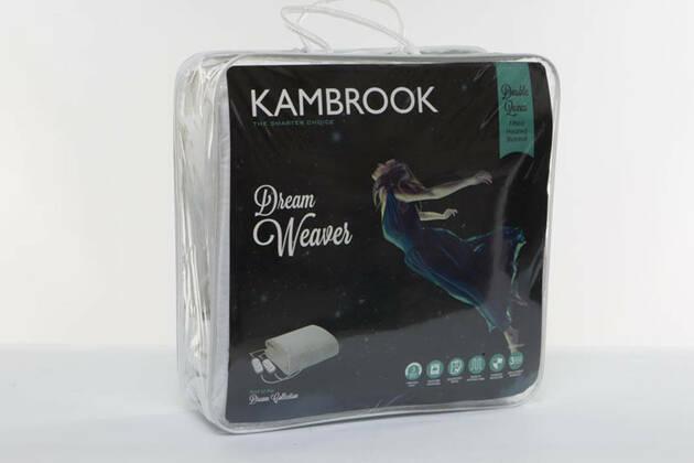 Kambrook Dream Weaver KEB435WHT Queen