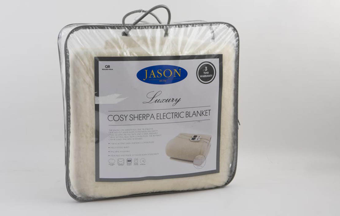 Jason Cosy Sherpa Queen PSFTW2C-PS5-H/1