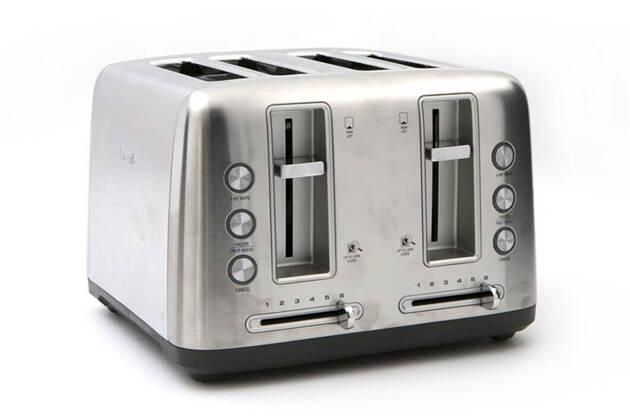 Breville the Toast Control 4 LTA670BSS