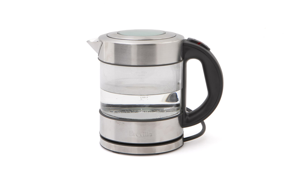 Breville the Compact Kettle Clear BKE395