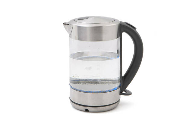 Anko 1.7L Glass Kettle LD-K1055 42402466
