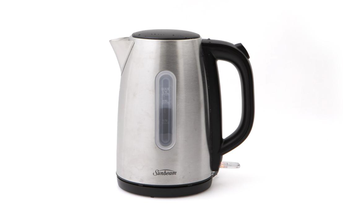 18aug sunbeam quantum stainless kettle ke6310