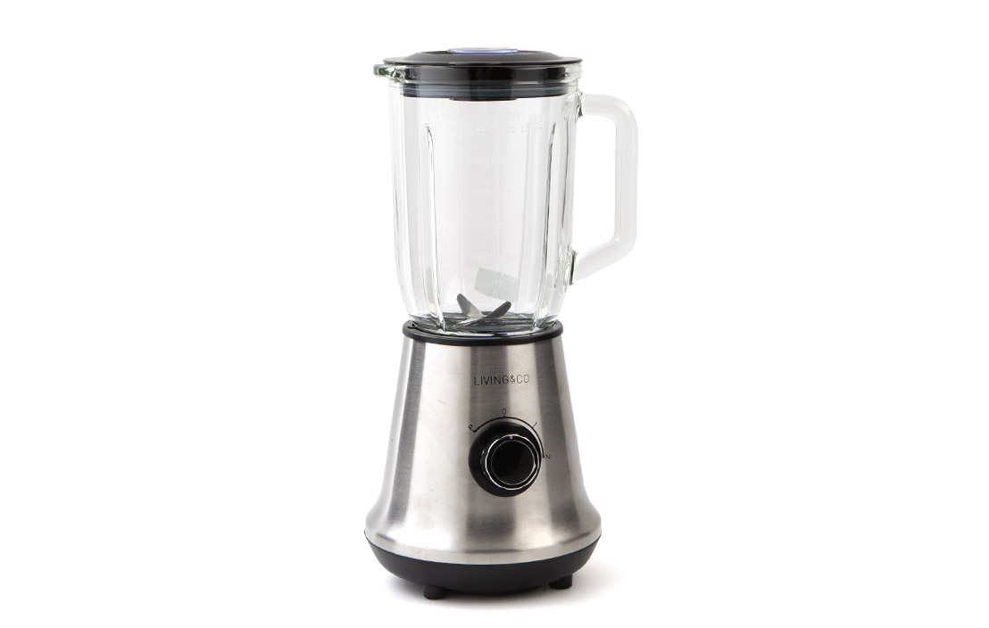 Living & Co 700W Stainless Steel Blender LBL700S