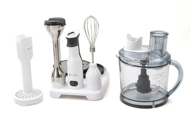 Breville the All in One BSB530BSS