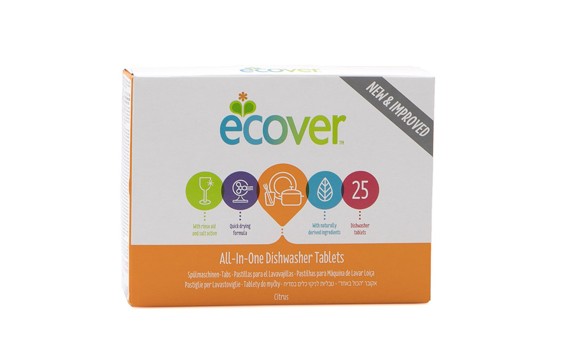 18sept ecover all in one dishwasher tablets