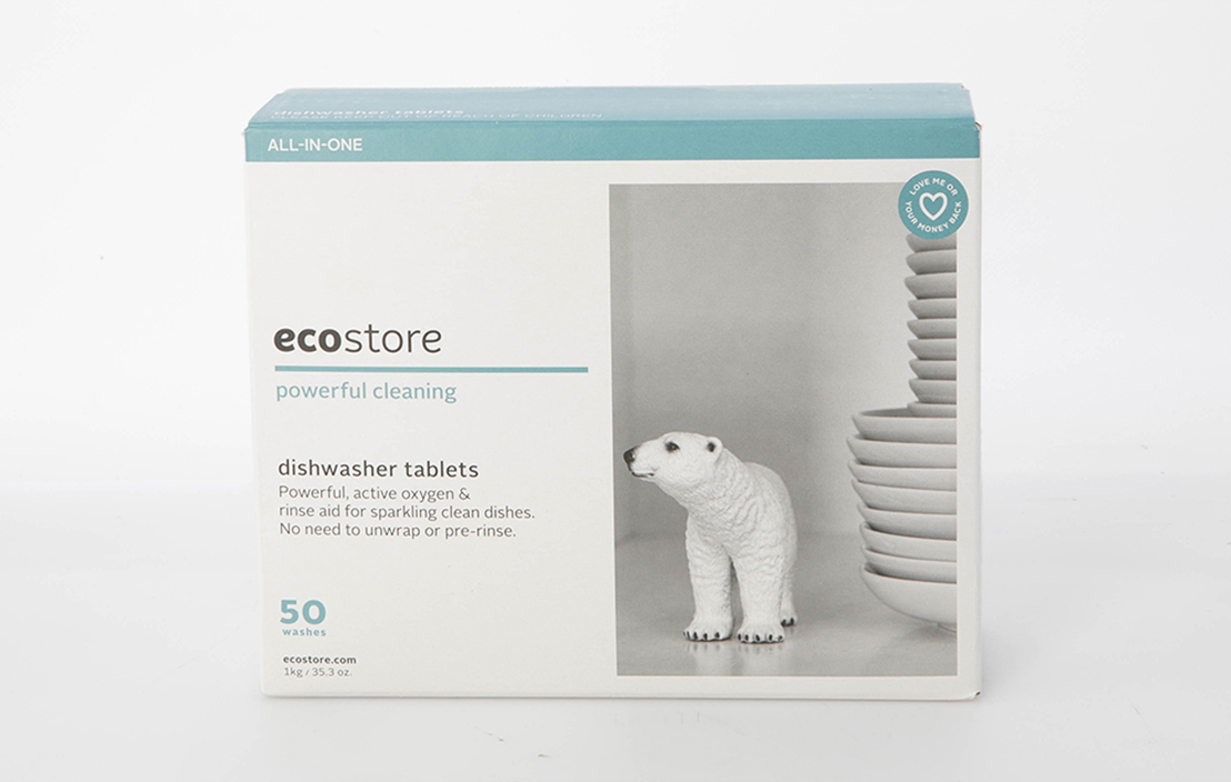 EcoStore All-in-one Dishwasher Tablets