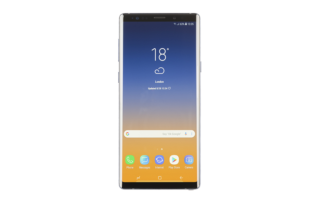 Samsung Galaxy Note 9 (EU version)