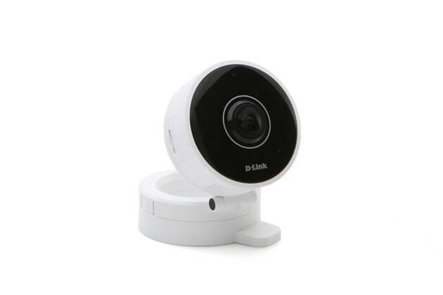 D-Link HD 180-Degree Wi-Fi Camera DCS-8100LH