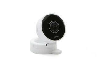 HD 180-Degree Wi-Fi Camera DCS-8100LH