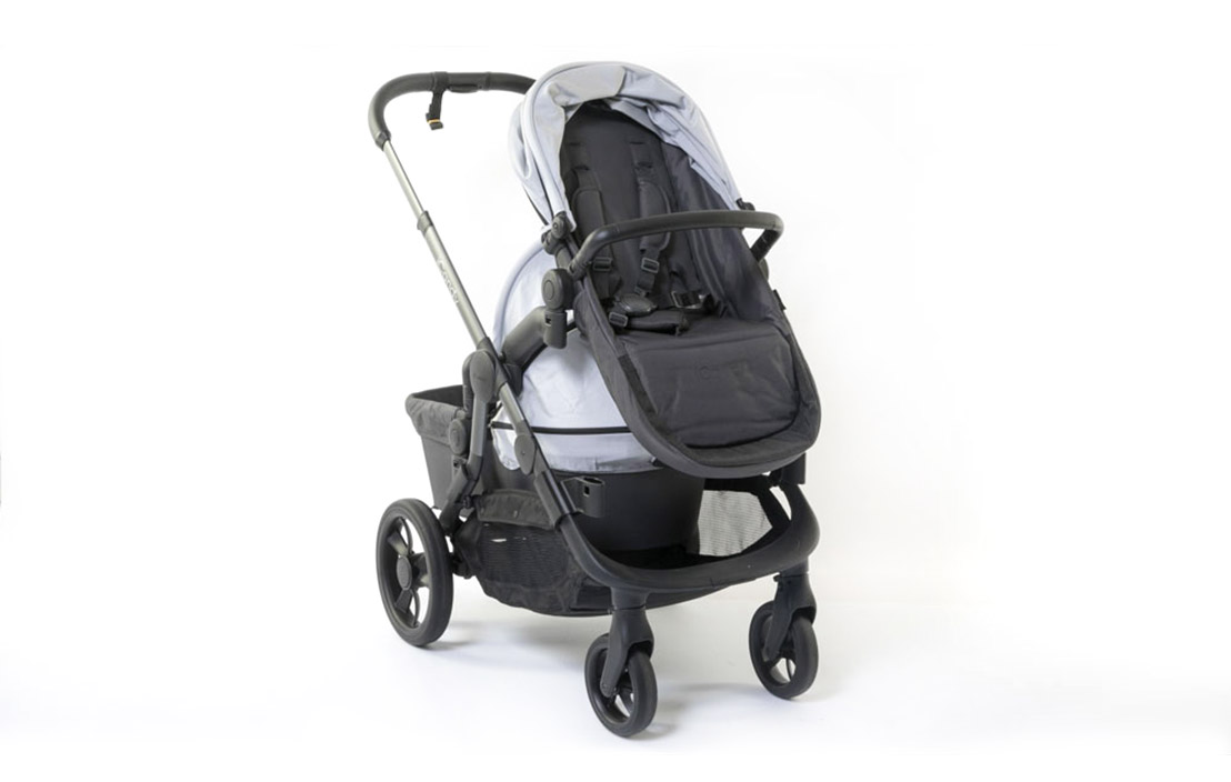 iCandy Orange Double Stroller