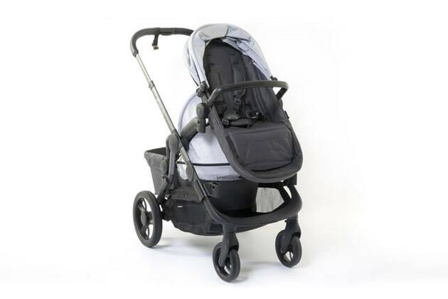 iCandy Orange Double Stroller
