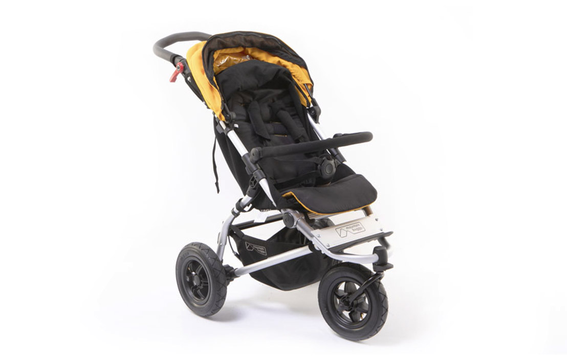 Mountain Buggy Swift 3.1