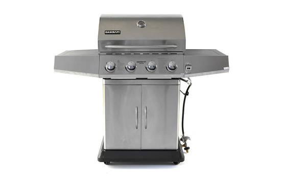 Archer 4 burner BBQ