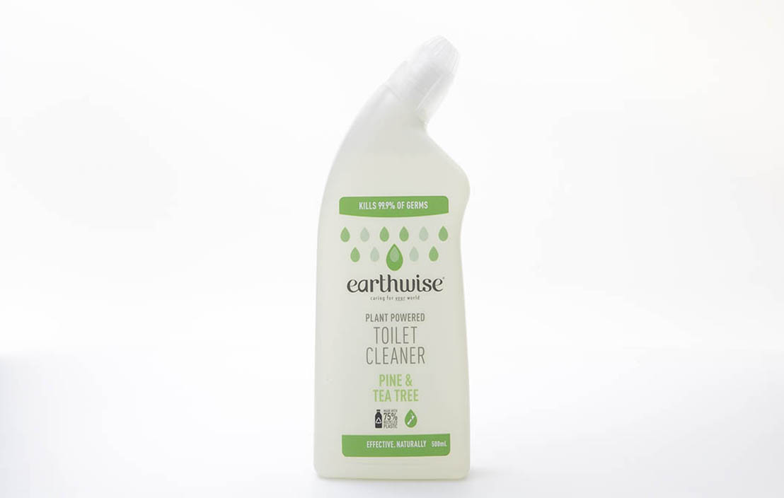 Earthwise Plant Powered Toilet Cleaner