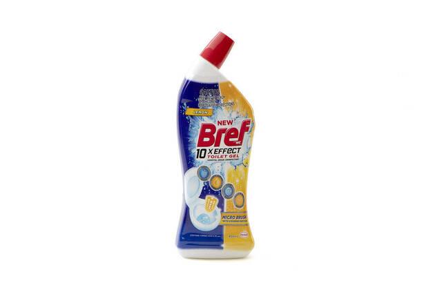 Bref 10x Effect Toilet Gel Micro Brush
