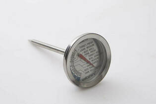 Stainless Steel Meat Thermometer 43194