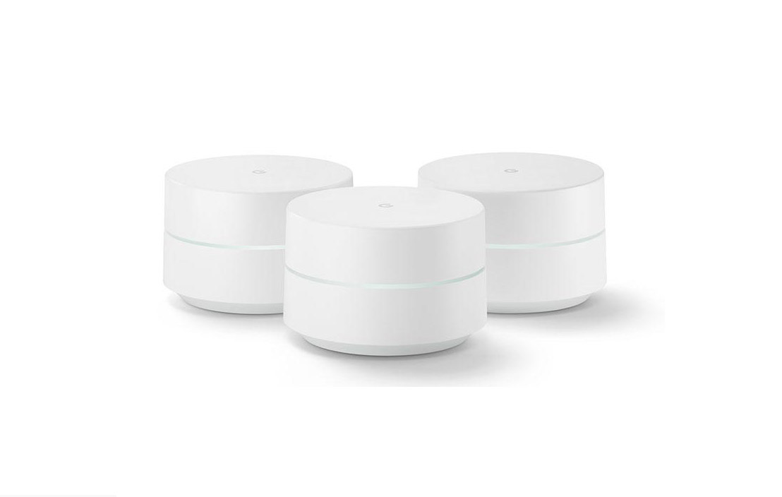 Google wifi 3pack