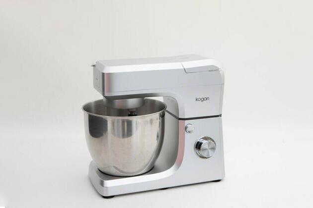 Kogan 1200W Premium Stand Mixer (Silver) KAPRSTMXSVA