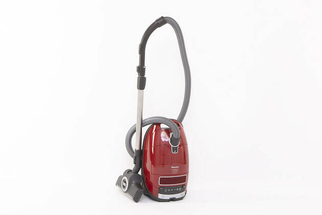 Miele Complete C3 Cat & Dog Autumn Red