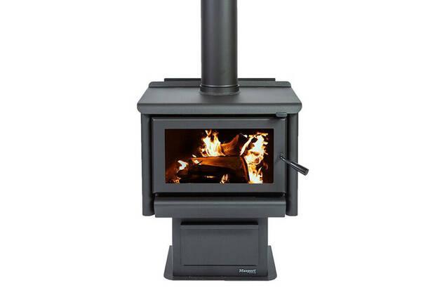 Masport R3000 (Ash pan/wood stacker)