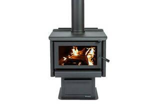 R3000 (Ash pan/wood stacker)