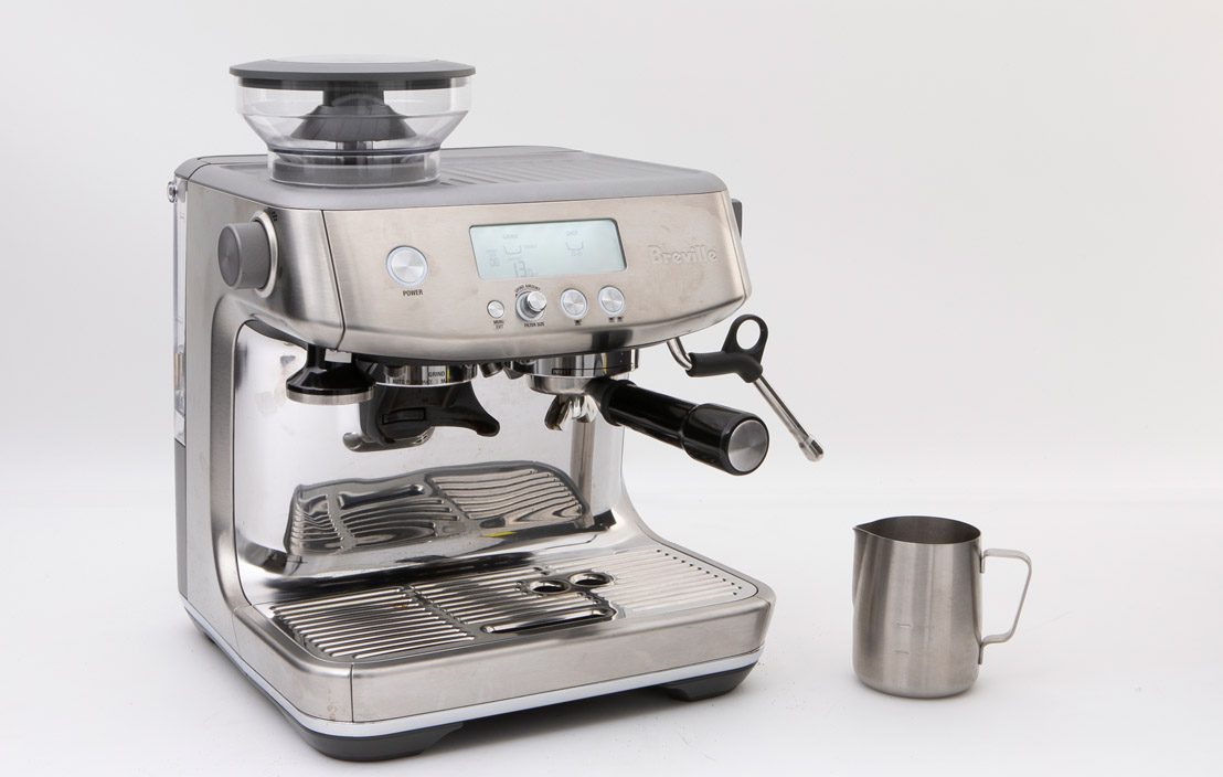 Breville the barista pro bes878bss4jan1