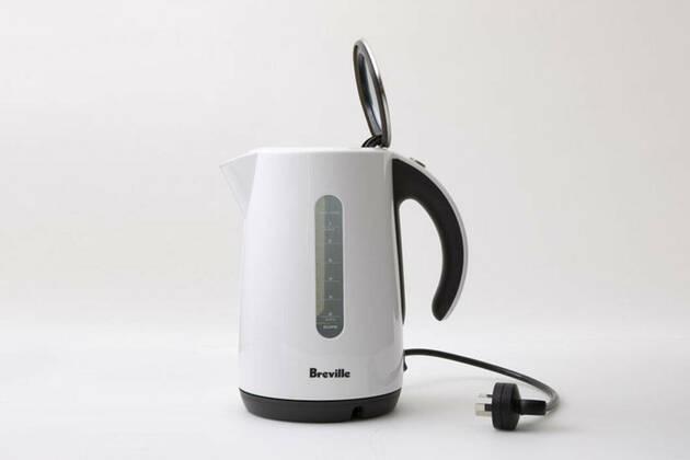 Breville the Soft Top White BKE625