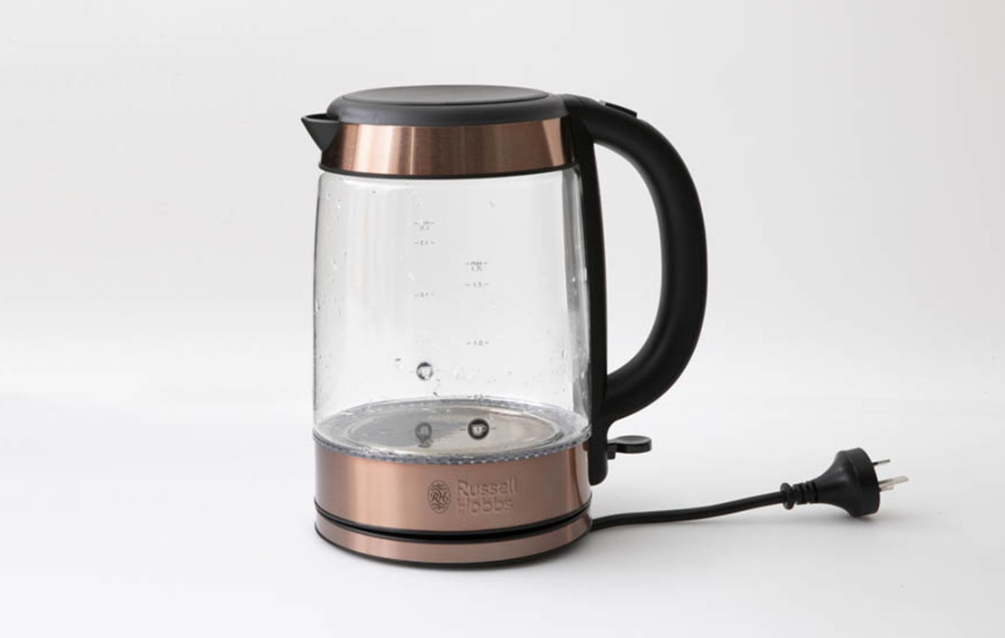 10 russell hobbs brooklyn glass kettle rhk172   1 of 4  edit