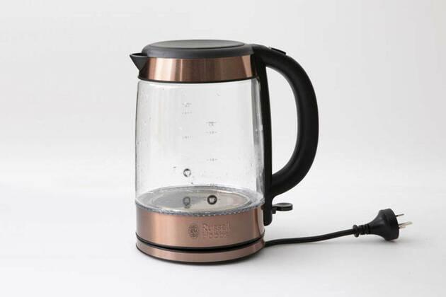 Russell Hobbs Brooklyn Glass kettle RHK172