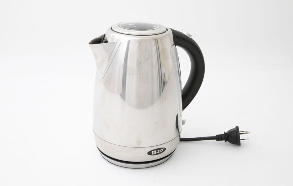 Zip 398 Stainless Steel Kettle Polished Finish